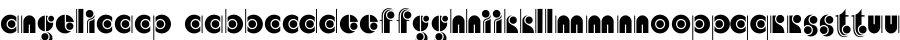 AngelicaCP font